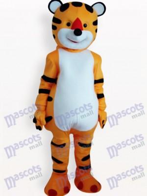 Tigre divertido Animal adulto Disfraz de mascota