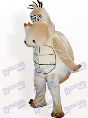 Tortuga marrón Disfraz de mascota Animal