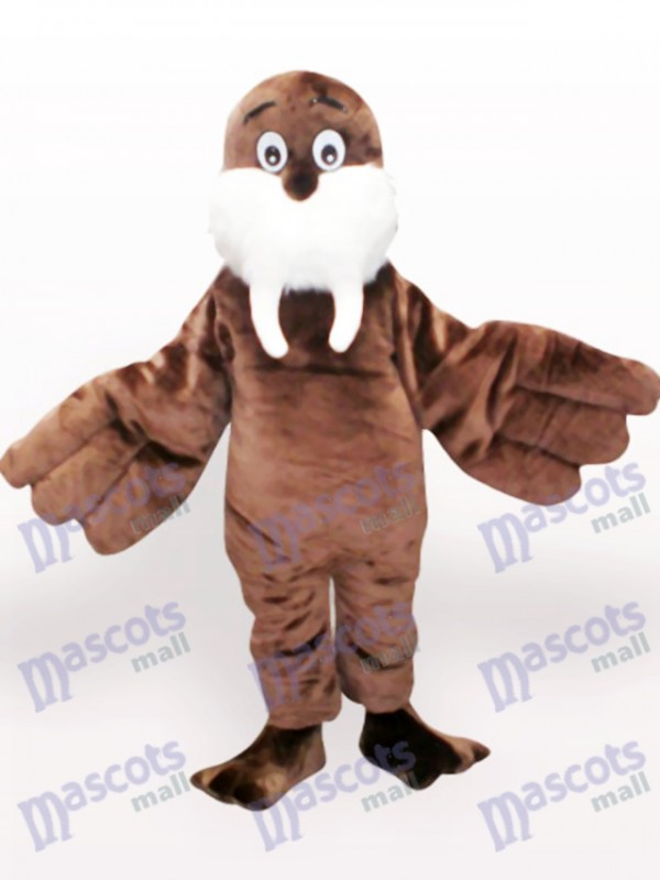 Elefante marino Disfraz de mascota