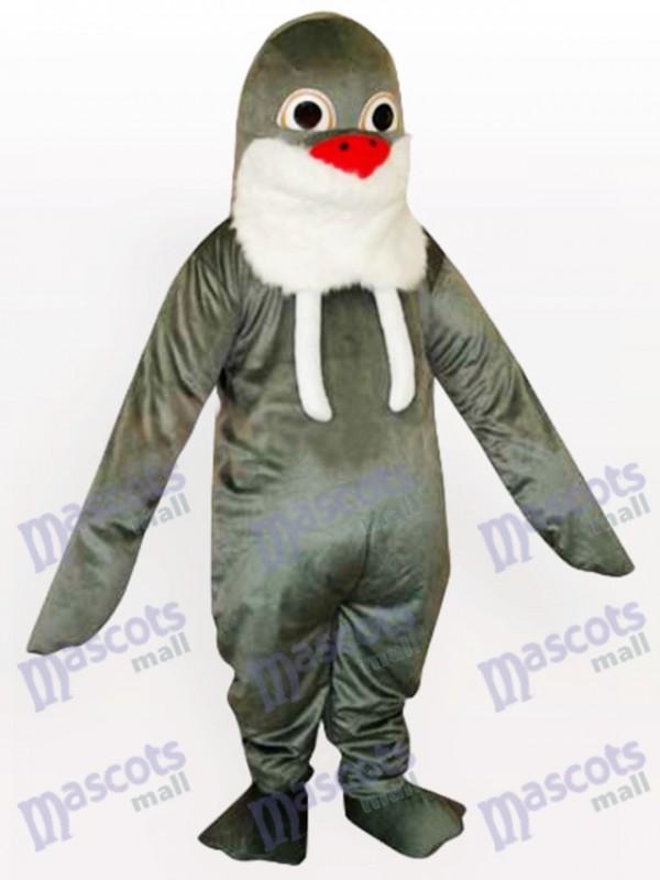 Morsa Disfraz de mascota