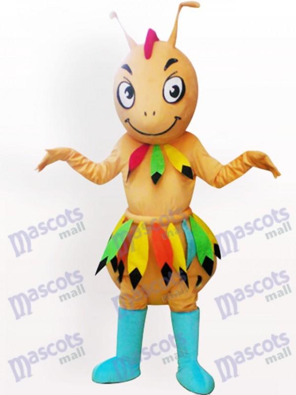 Hormiga cavernícola Disfraz de mascota