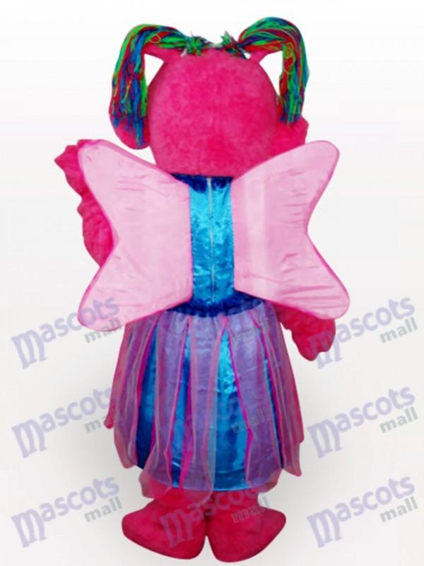 Niña Mariposa Disfraz de mascota
