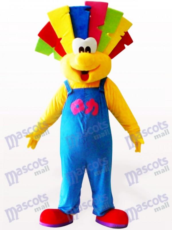 Payaso Disfraz de mascota