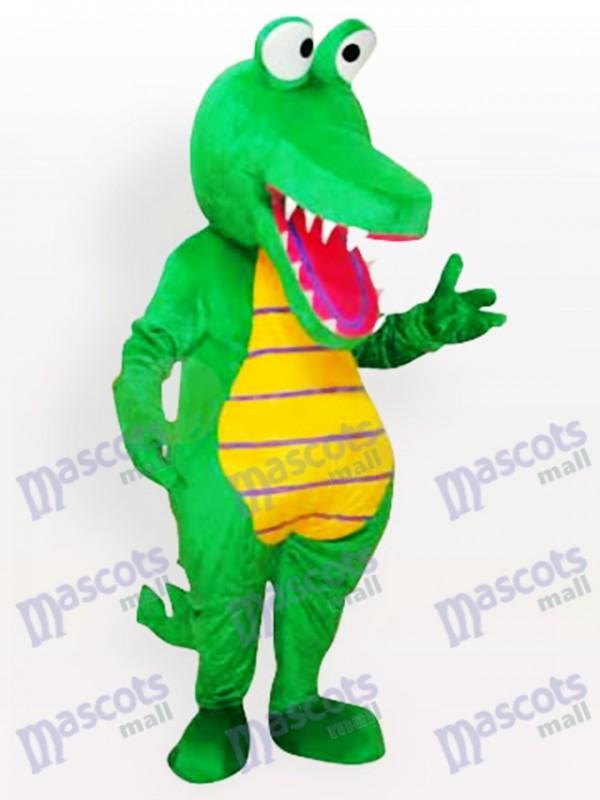 Cocodrilo Disfraz de mascota,