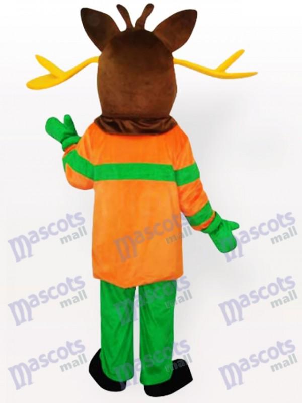 alce Disfraz de mascota