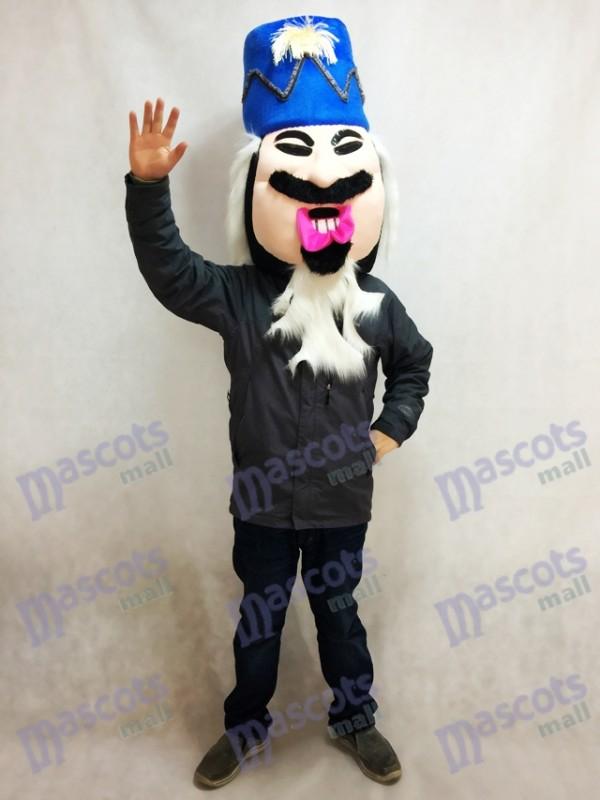 Rey con cabeza de cascanueces ÚNICAMENTE Disfraz de mascota Personas