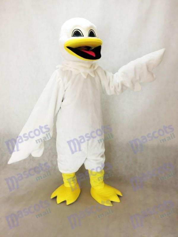 Riendo pájaro blanco Harold Disfraz de mascota Animal