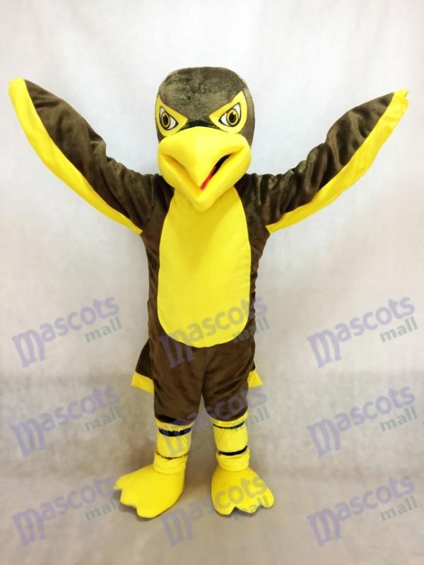 Águila marrón Disfraz de mascota Animal