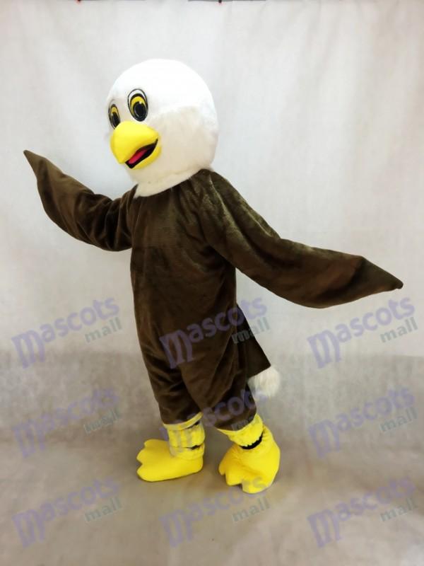 Águila calva Disfraz de mascota Animal