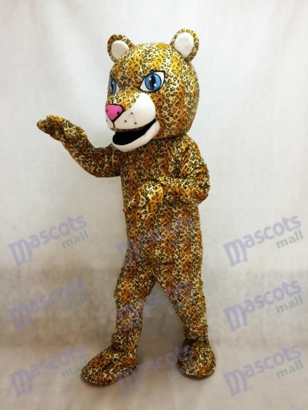 Realista Animal Jaguar Disfraz de mascota Animal