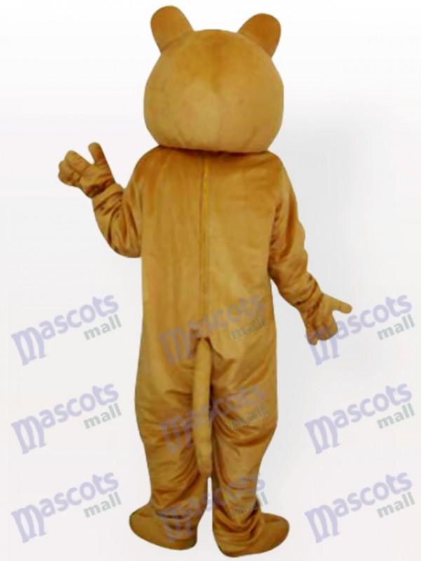 León Disfraz de mascota