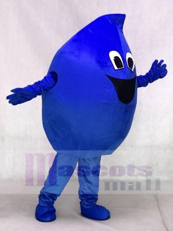 Gota de agua de mar Disfraz de mascota