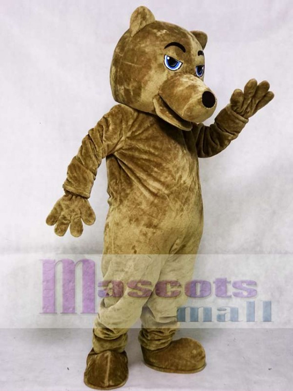 UCLA Oscuro marrón Soportar Mascot Costume