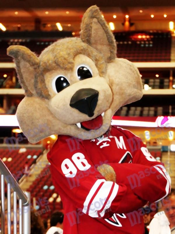 lobo coyote Disfraz de mascota