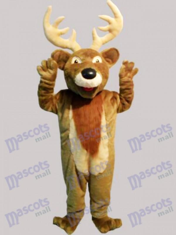 Ciervo alce Disfraz de mascota