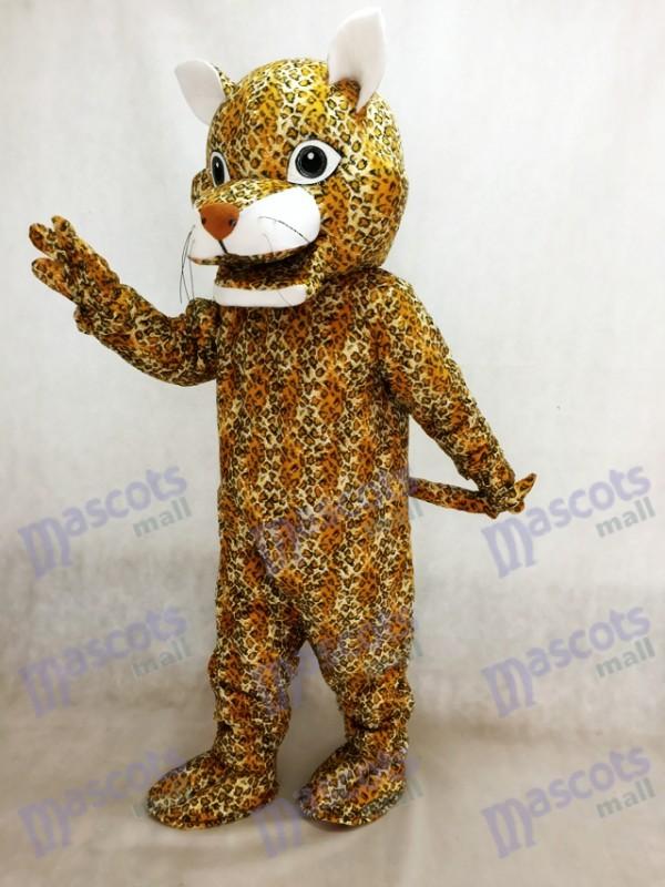 leopardo Disfraz de mascota