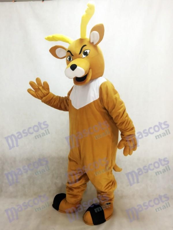 Ciervo Disfraz de mascota