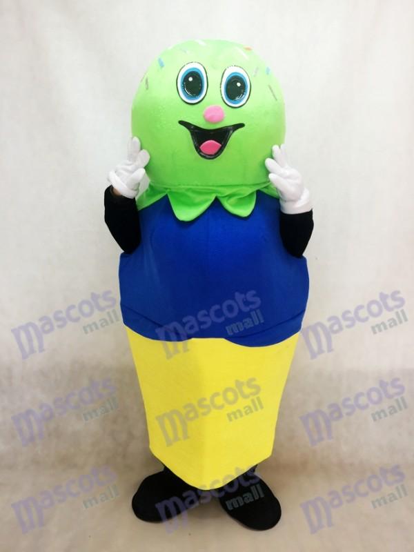 Helado Disfraz de mascota