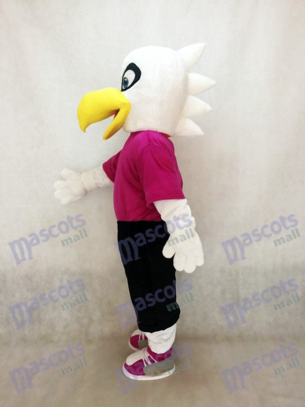 Pájaro águila Disfraz de mascota