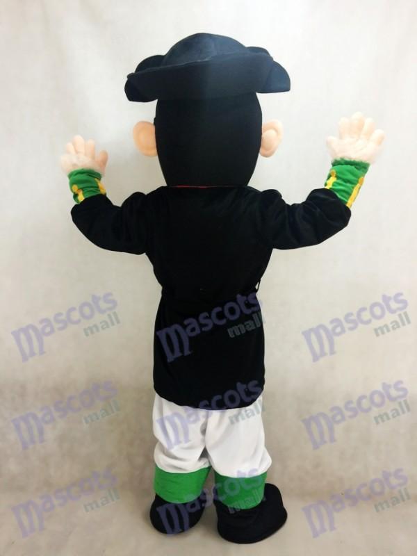 Capitán Disfraz de mascota
