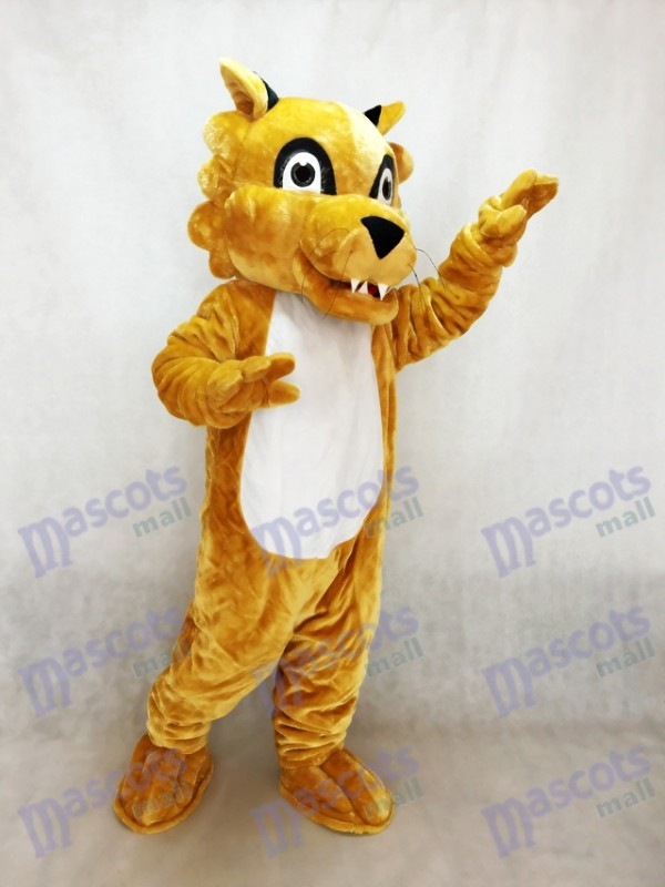 puma Disfraz de mascota