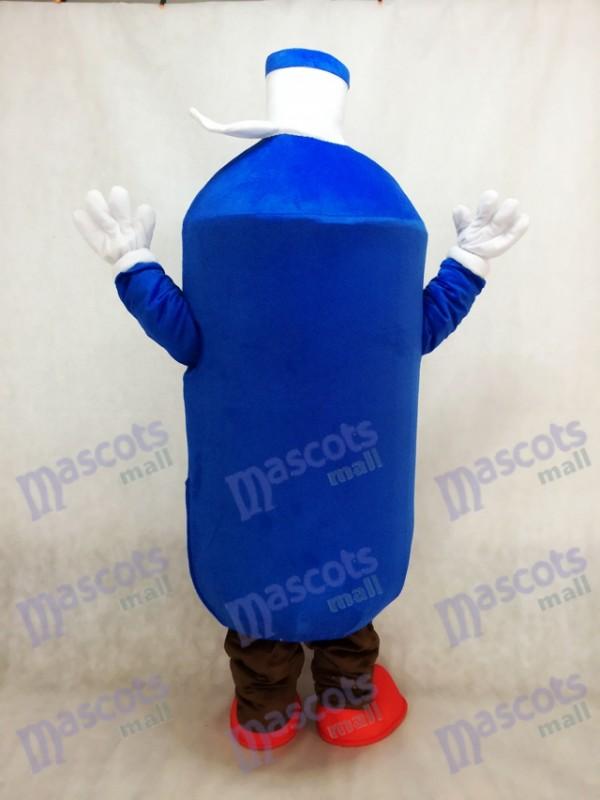 Botella Disfraz de mascota