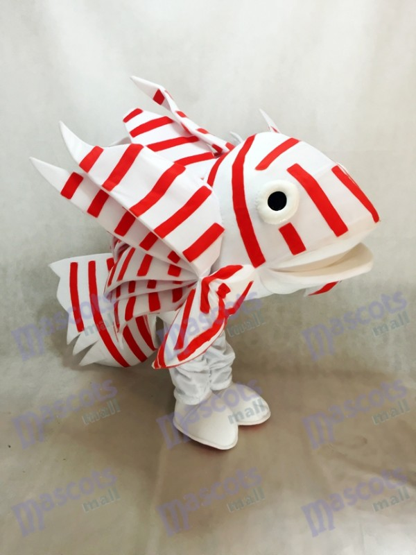Lionfish Pez león Pescado Disfraz de mascota