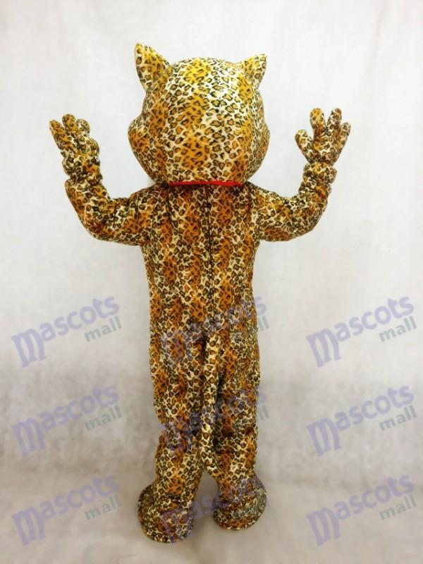 jaguar espartano Disfraz de mascota