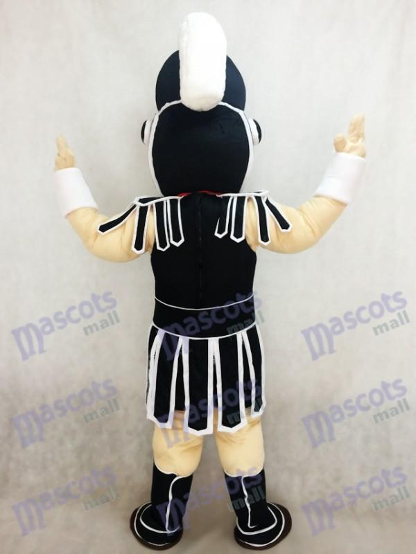 Titán espartano Disfraz de mascota