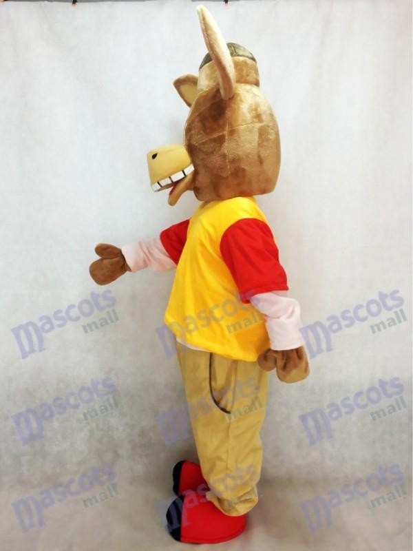 burro Disfraz de mascota,