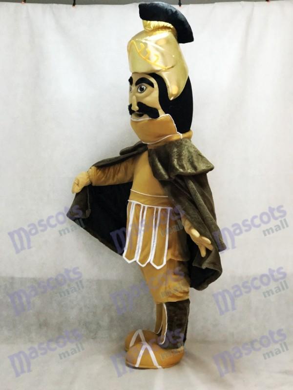 Guerrero Troyano Disfraz de mascota