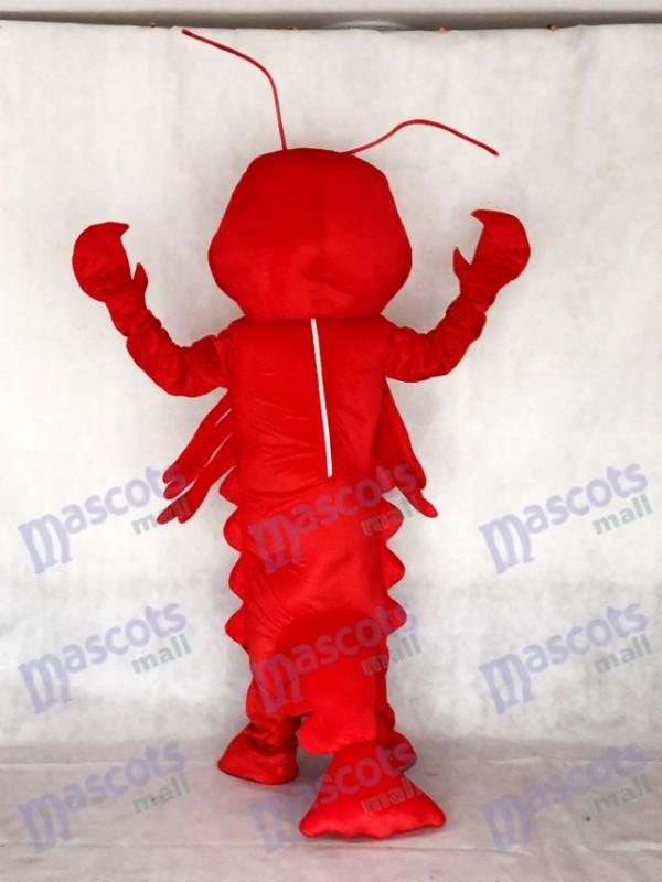 Langosta Disfraz de mascota