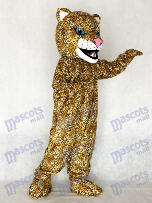 Jaguar Disfraz de mascota