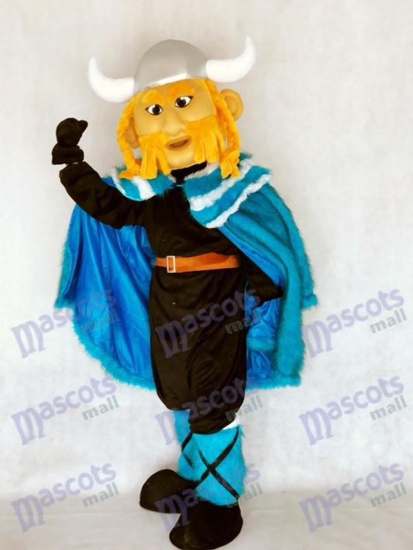Thor el vikingo gigante Disfraz de mascota