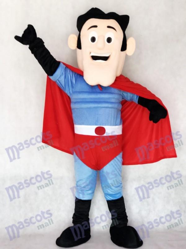 superhéroe Disfraz de mascota