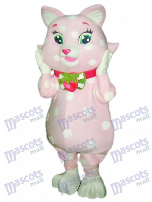 Gatito Disfraz de mascot