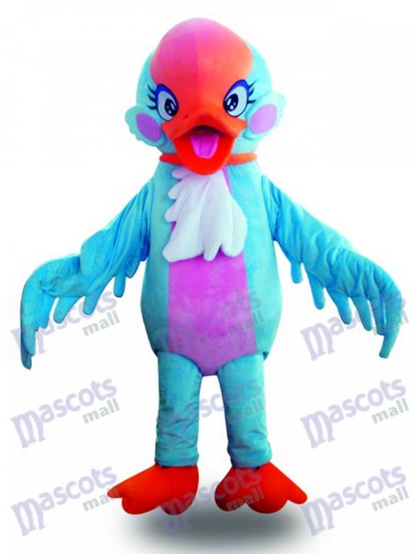 Pájaro Cisne Disfraz de mascota