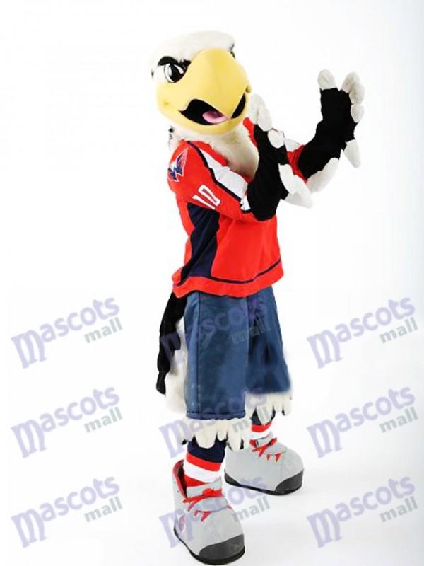 águila calva Disfraz de mascota