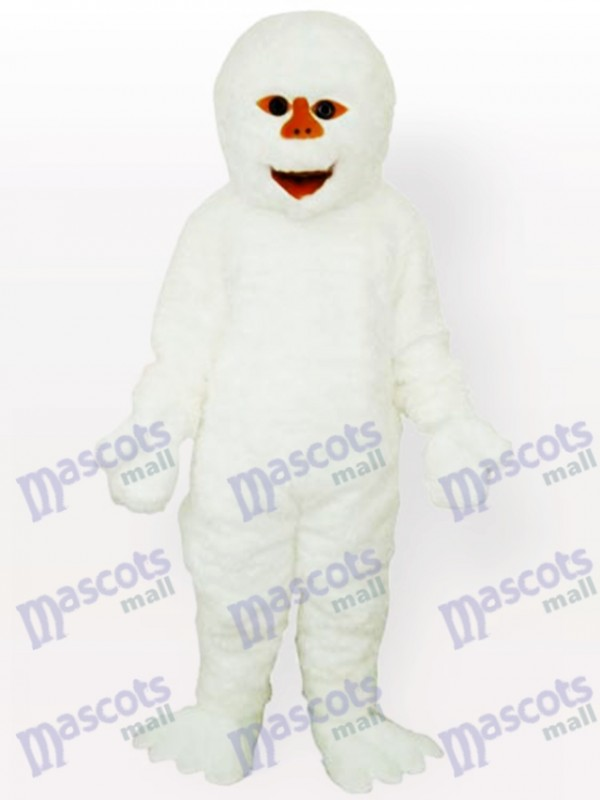 Himalaya Yeti Disfraz de mascota