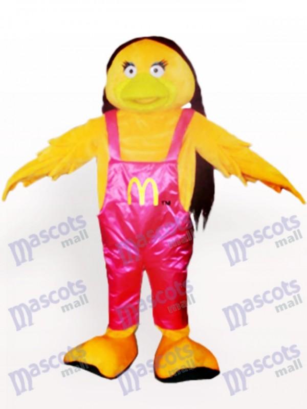 MacDonald Disfraz de mascota
