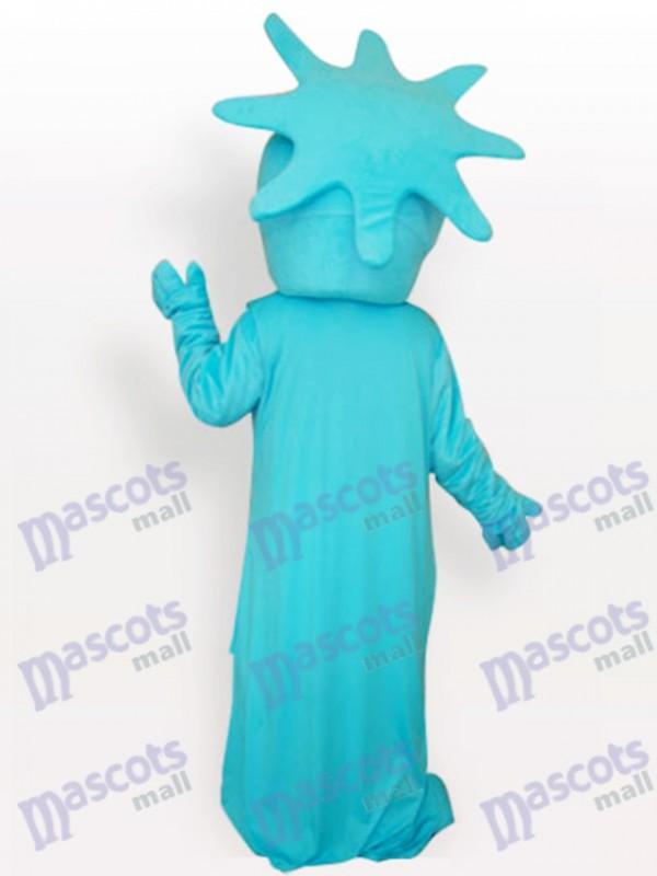 Estatua de la Libertad Disfraz de mascota