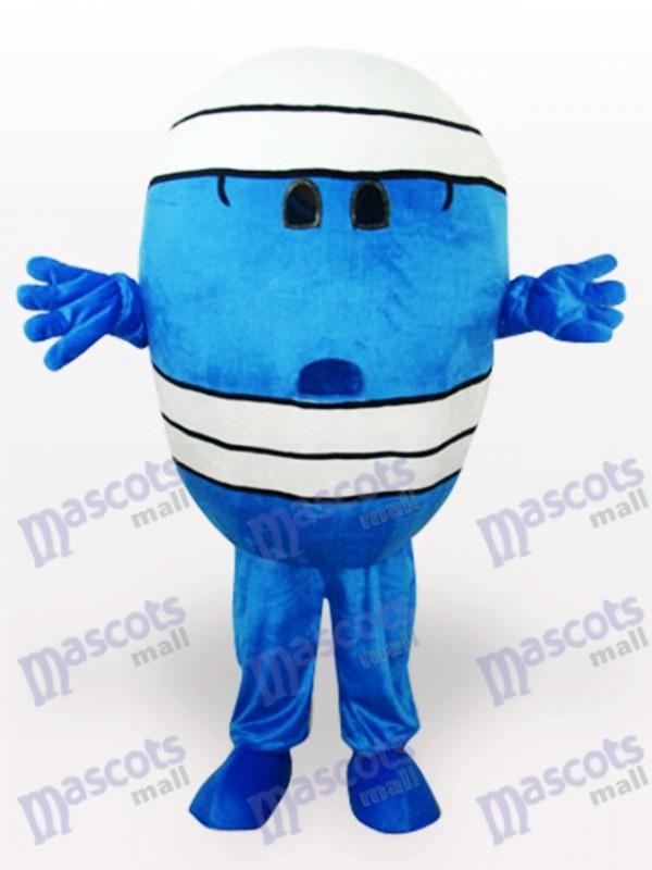 Mr Wrestling Disfraz de mascota