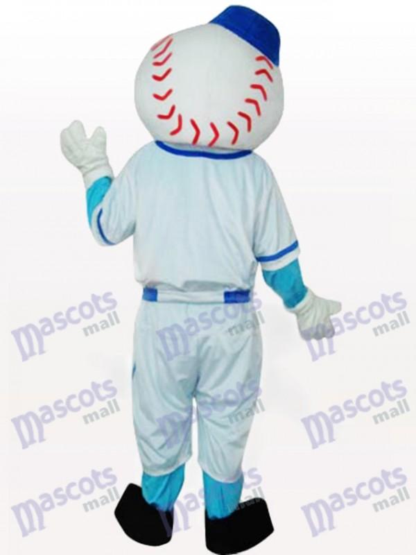 Hombre de béisbol Disfraz de mascota