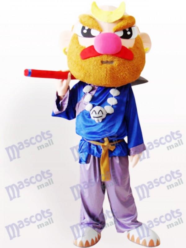 Sha Monk Disfraz de mascota