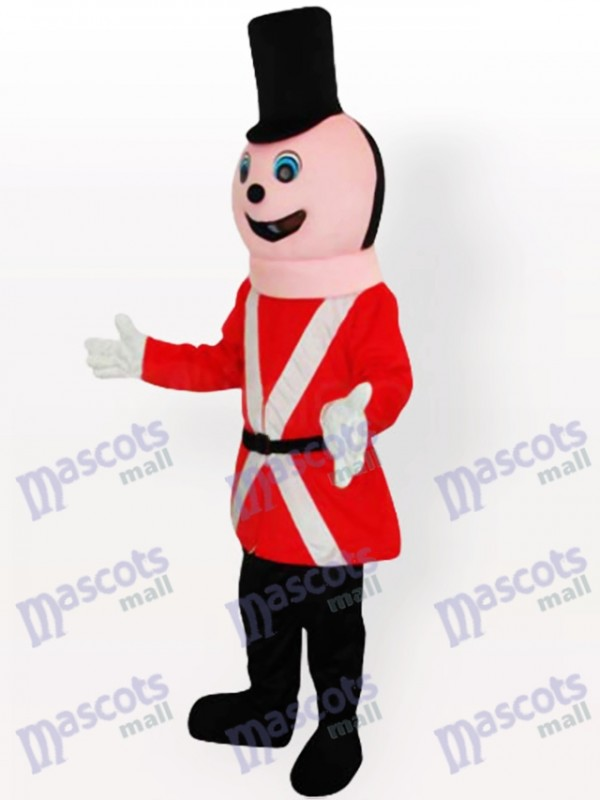 Soldado Real Disfraz de mascota