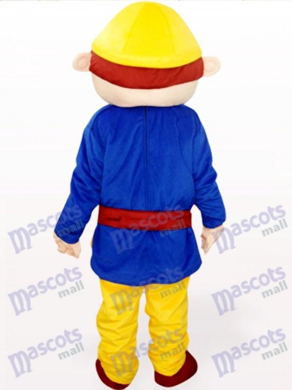 Ingeniero Disfraz de mascota