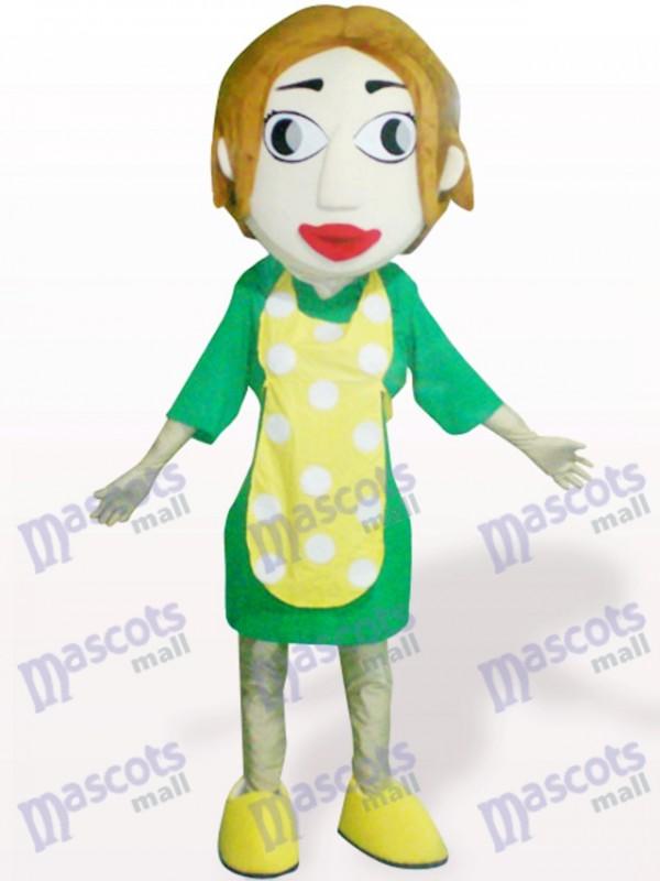 Mujer Disfraz de mascota