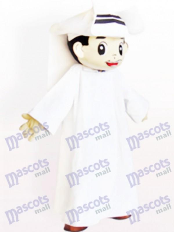 hombre árabe Disfraz de mascota