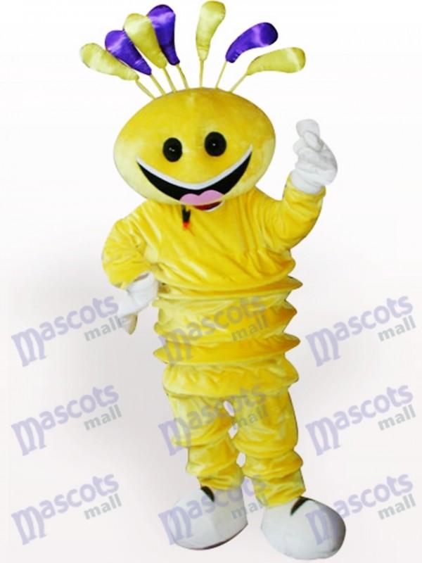 muñeca de primavera Disfraz de mascota