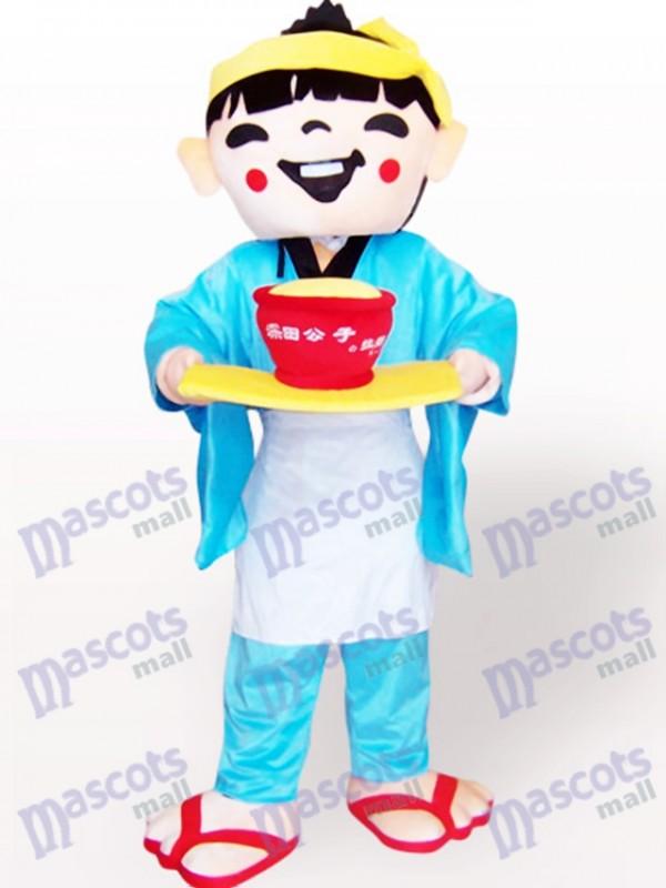 muñeca Fukada Disfraz de mascota